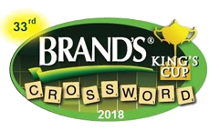 2018 BRANDs International Thailand Crossword Games Kings Cup